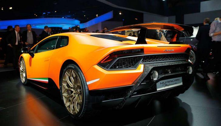 Lamborghini Huracan Performante - Foto 13 di 14