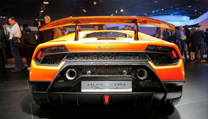 Lamborghini Huracan Performante - Foto 3 di 14