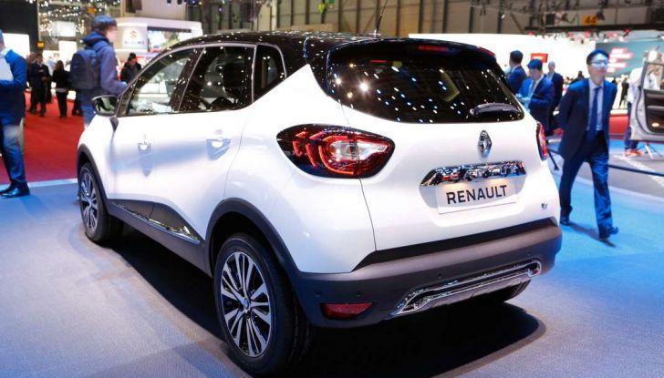 Nuova Renault Captur, il restyling debutta a Ginevra - Foto 6 di 11