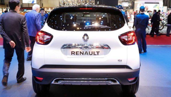 Nuova Renault Captur, il restyling debutta a Ginevra - Foto 7 di 11