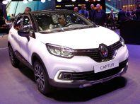 Nuova Renault Captur, il restyling debutta a Ginevra