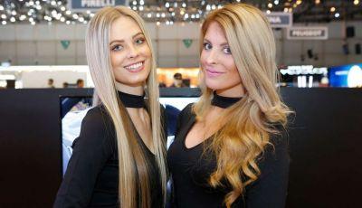 Salone di Ginevra 2017: le ragazze più belle in una gallery