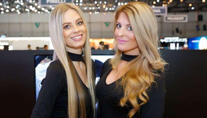 Salone di Ginevra 2017: le ragazze più belle in una gallery - Foto 1 di 21
