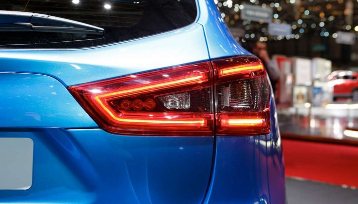 Nuova Nissan Qashqai 2017: lo stile che evolve - Foto 12 di 16