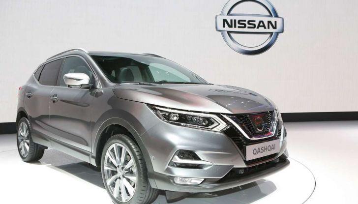 Nuova Nissan Qashqai 2017: lo stile che evolve - Foto 1 di 16