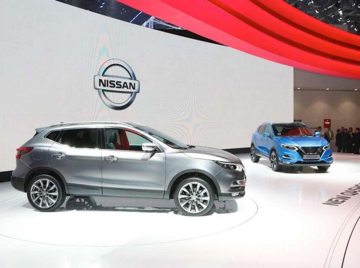 Nuova Nissan Qashqai 2017: lo stile che evolve - Foto 13 di 16