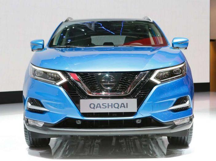 Nuova Nissan Qashqai 2017: lo stile che evolve - Foto 6 di 16