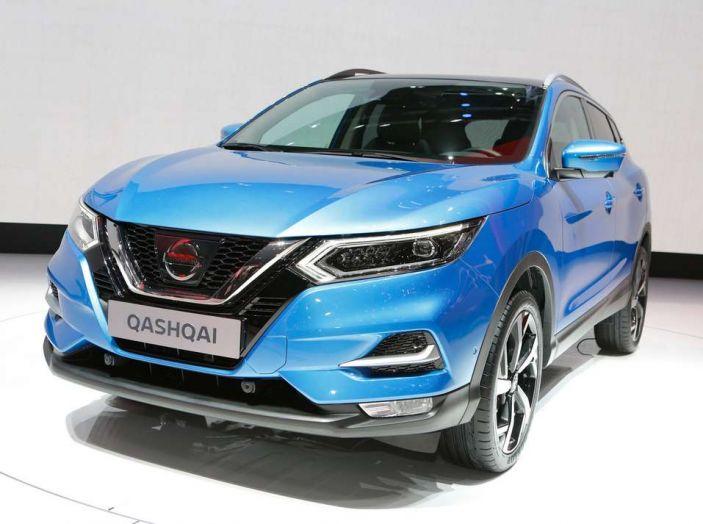 Nuova Nissan Qashqai 2017: lo stile che evolve - Foto 5 di 16