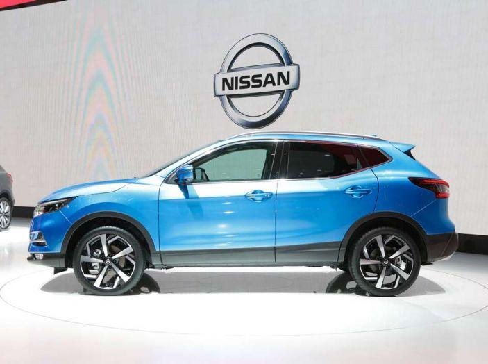 Nuova Nissan Qashqai 2017: lo stile che evolve - Foto 4 di 16