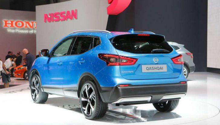 Nuova Nissan Qashqai 2017: lo stile che evolve - Foto 8 di 16