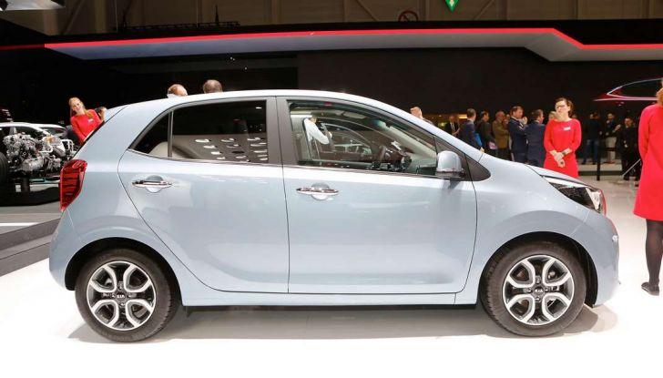 Nuova Kia Picanto, dettagli e caratteristiche tecniche della terza generazione - Foto 19 di 24
