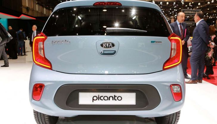 Nuova Kia Picanto, dettagli e caratteristiche tecniche della terza generazione - Foto 6 di 24