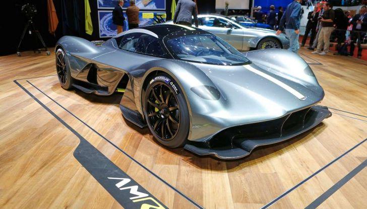 Aston Martin Valkyrie - Foto 5 di 12