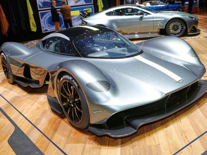 Aston Martin Valkyrie - Foto 1 di 12