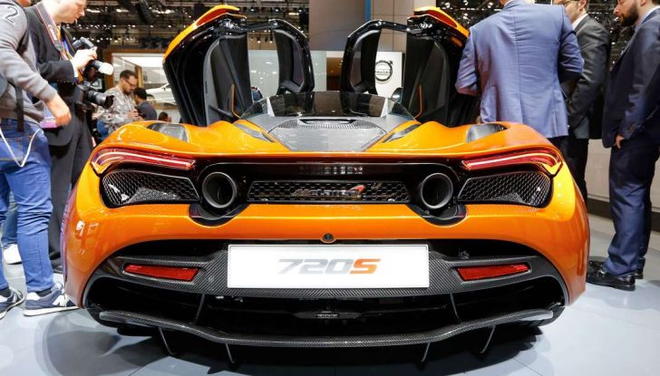 McLaren 720S - Foto 9 di 16