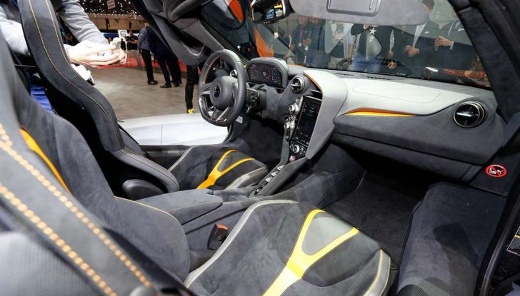 McLaren 720S - Foto 12 di 16