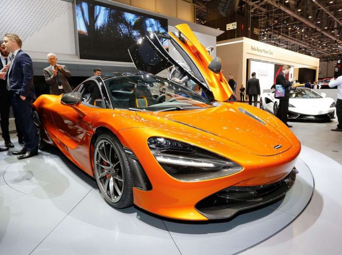 McLaren 720S - Foto 1 di 16