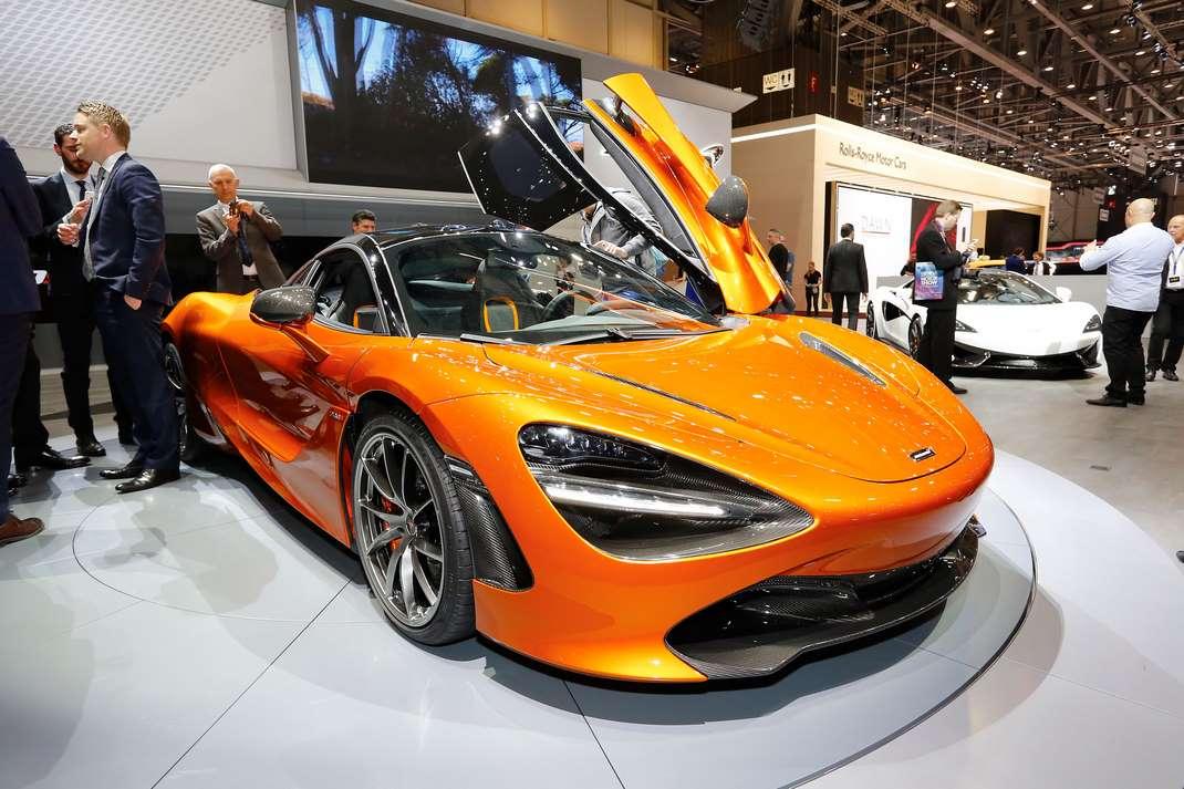 McLaren - 720S