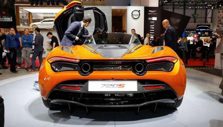 McLaren 720S - Foto 14 di 16