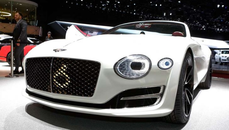 Bentley EXP 12 Speed 6e Concept - Foto 10 di 18