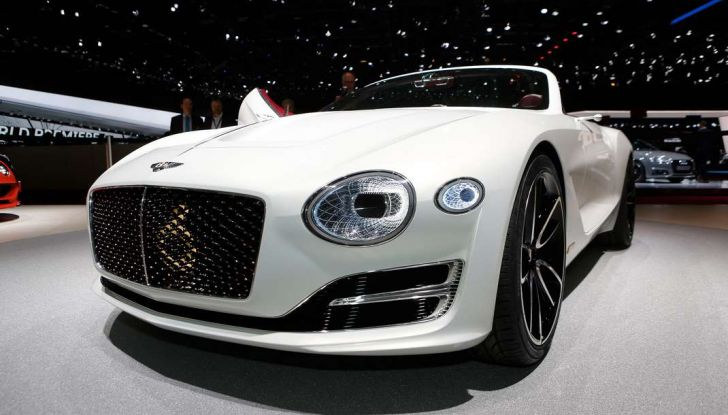 Bentley EXP 12 Speed 6e Concept - Foto 4 di 18