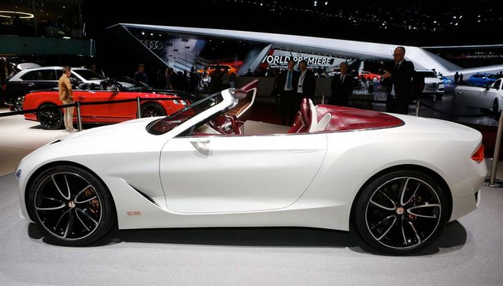 Bentley EXP 12 Speed 6e Concept - Foto 3 di 18