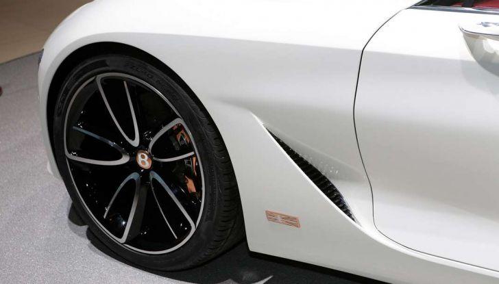 Bentley EXP 12 Speed 6e Concept - Foto 8 di 18