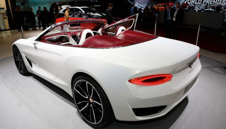Bentley EXP 12 Speed 6e Concept - Foto 7 di 18
