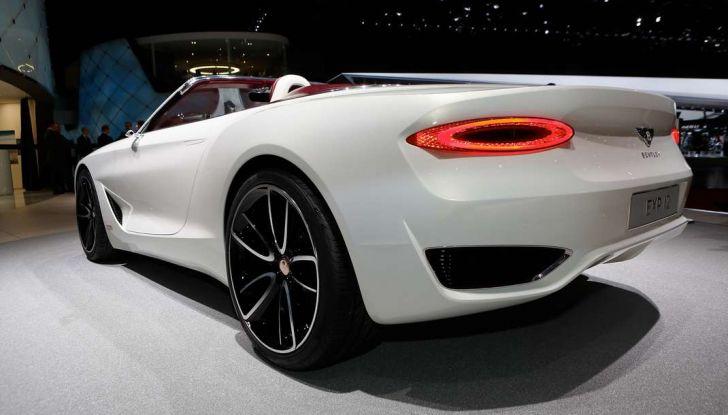 Bentley EXP 12 Speed 6e Concept - Foto 9 di 18