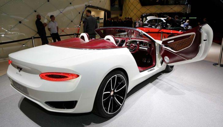 Bentley EXP 12 Speed 6e Concept - Foto 14 di 18
