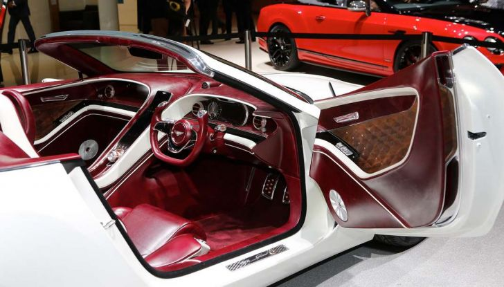 Bentley EXP 12 Speed 6e Concept - Foto 15 di 18