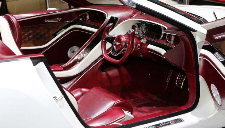 Bentley EXP 12 Speed 6e Concept - Foto 6 di 18