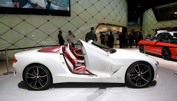 Bentley EXP 12 Speed 6e Concept - Foto 16 di 18