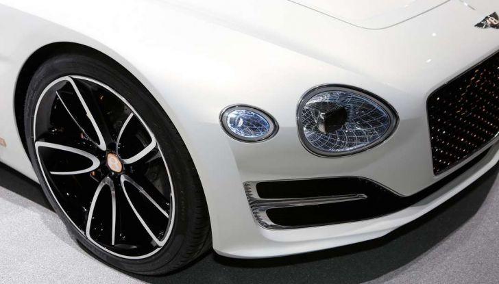 Bentley EXP 12 Speed 6e Concept - Foto 17 di 18