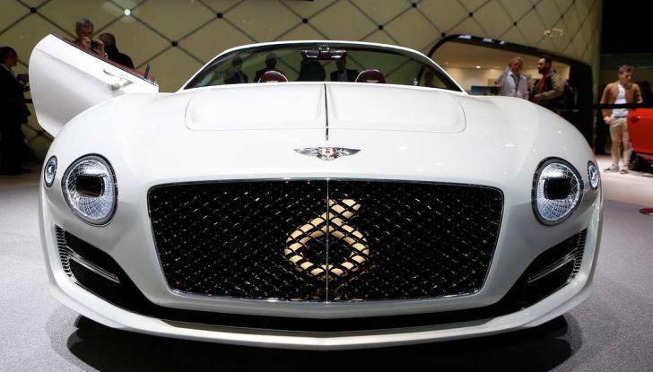 Bentley EXP 12 Speed 6e Concept - Foto 18 di 18
