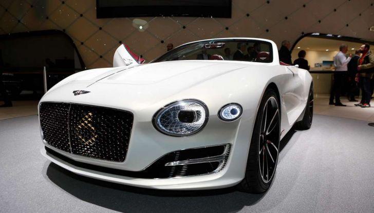 Bentley EXP 12 Speed 6e Concept - Foto 1 di 18