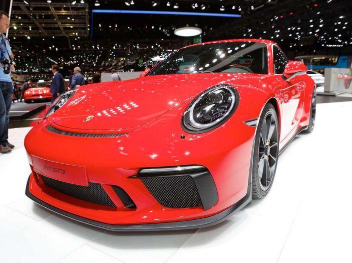 Porsche 911 GT3 Facelift 2017