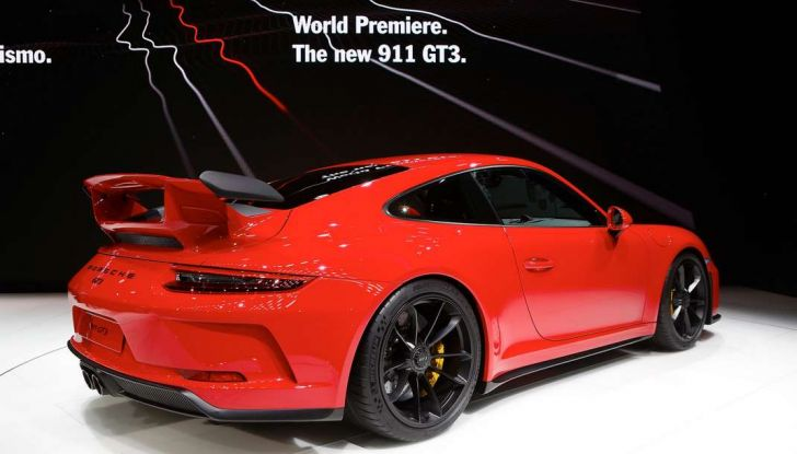 Porsche 911 GT3 Facelift 2017 - Foto 11 di 11