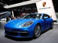 Porsche Panamera Sport Turismo, velocità d'elite