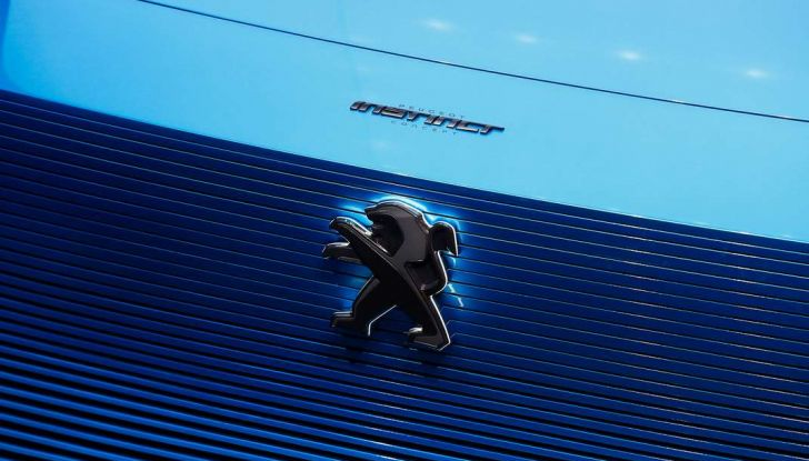 Peugeot Instinct Concept: la libertà di osare è al Salone di Ginevra 2017 - Foto 24 di 24