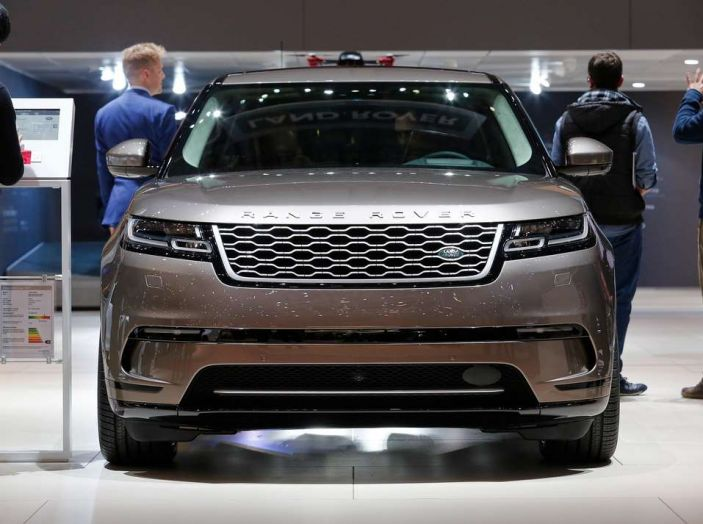 Range Rover Velar, il nuovo SUV di Land Rover - Foto 25 di 26