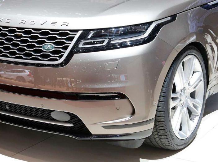 Range Rover Velar, il nuovo SUV di Land Rover - Foto 26 di 26