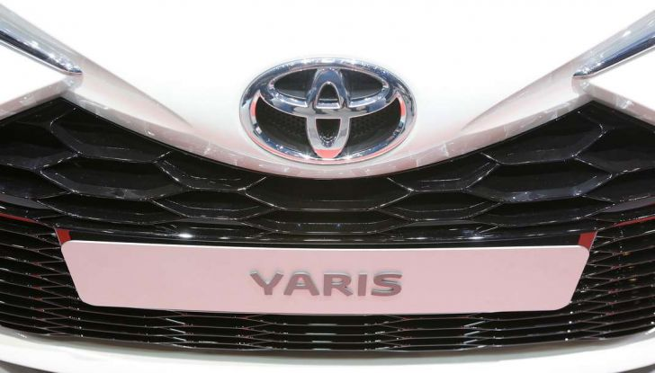 Toyota Yaris restyling 2017 - Foto 13 di 28