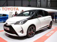 Toyota Yaris restyling 2017