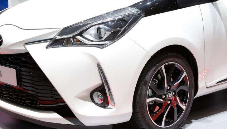 Toyota Yaris restyling 2017 - Foto 14 di 28