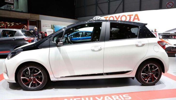 Toyota Yaris restyling 2017 - Foto 15 di 28
