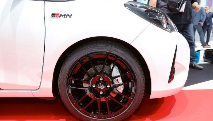 Toyota Yaris restyling 2017 - Foto 6 di 28