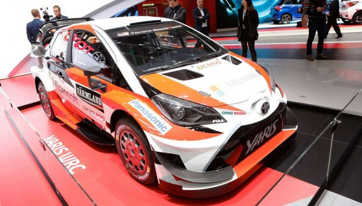 Toyota Yaris restyling 2017 - Foto 20 di 28