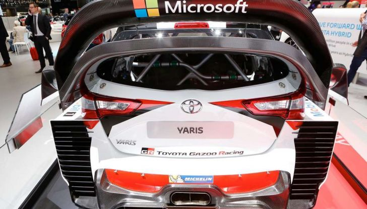 Toyota Yaris restyling 2017 - Foto 25 di 28