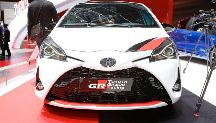 Toyota Yaris restyling 2017 - Foto 26 di 28